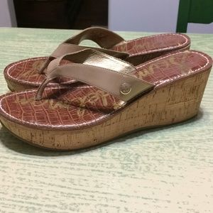 Gently Used Sam Edelman Sandals
